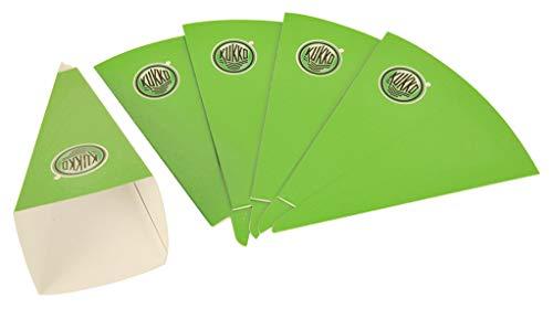 Papier Trichter (Kukko Einwegtrichter Öltrichter Papiertrichter Pappfilter gefaltet)
