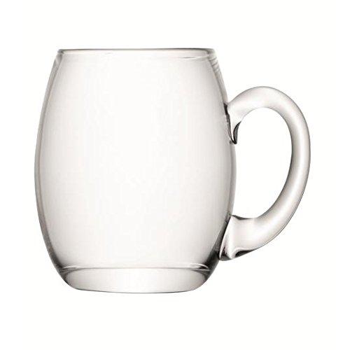 LSA International Chope de bière en verre
