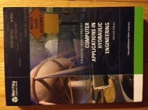 Computer Applications in Hydraulic Engineering Edition: seventh [Hardcover] b...