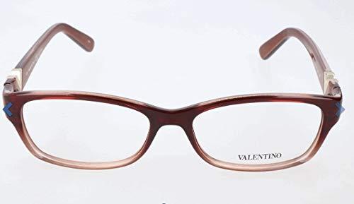 Valentino Damen V2650 Brillengestelle, Mehrfarbig, 54