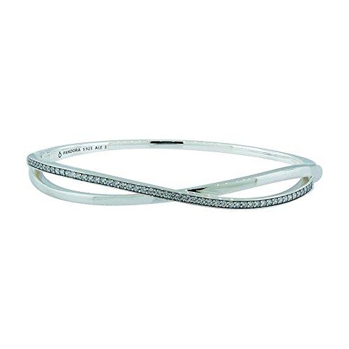 Pandora Damen Armband geflochten 17,5cm 590533CZ-2 Preisvergleich