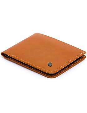 Bellroy Hide & Seek, cartera delgada de piel, versión RDFI disponible (máx. 12 tarjetas y efectivo)