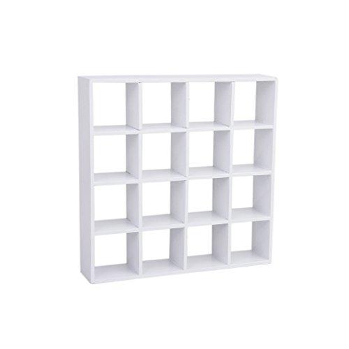 SODIAL (R) 1/12 casa de munecas en miniatura 4 capas modelo de estante
