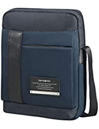 f234da0f10e SAMSONITE Openroad Nylon 21 cms Space Blue Messenger Bag (SAM OPENROAD TAB  CRS 9.7
