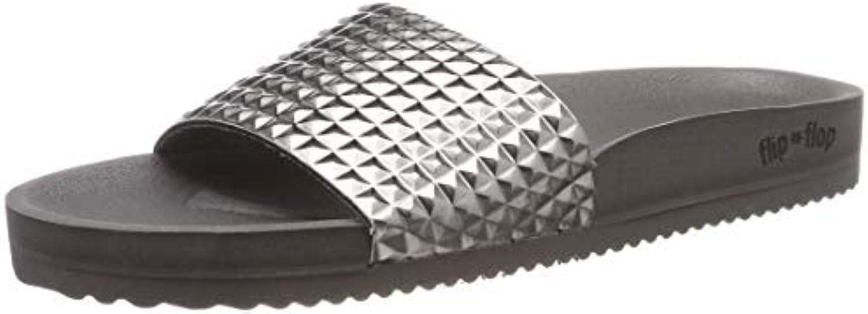 Flipflop - PoolTile, Scarpe col Tacco Tacco Tacco Donna | Grande Varietà  489d8c