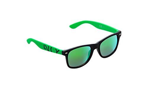 NOBLEND Sonnenbrillen - Qualität aus Österreich zum top Preis. Passgenau hoher Tragekomfort und hoher UV Schutz! - Grün