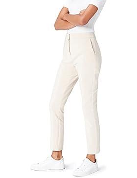 FIND Pantalón Clásico Entallado para Mujer