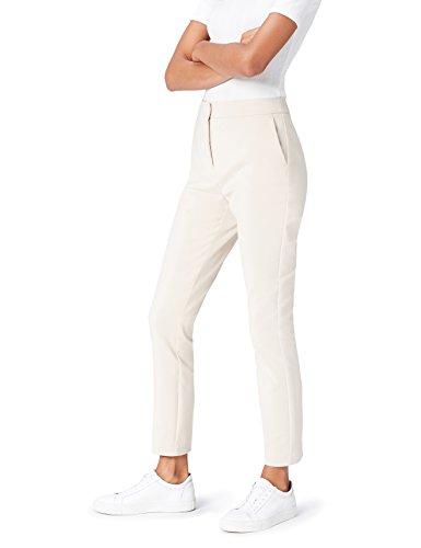 find. Skinny  Pantaloni Donna, Avorio (Cream), 44 (Taglia Produttore: Medium)