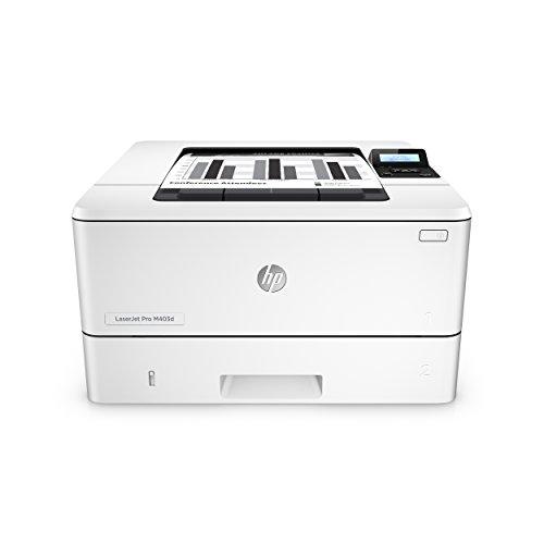HP LaserJet Pro M402d C5F92A#B19 Laserdrucker (Duplex, USB, HP ProRes 1200, 600 dpi) weiß