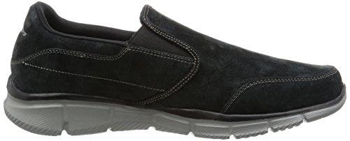 Skechers EqualizerMind Game Herren Sneakers, Schwarz (Black), 45 EU - 7