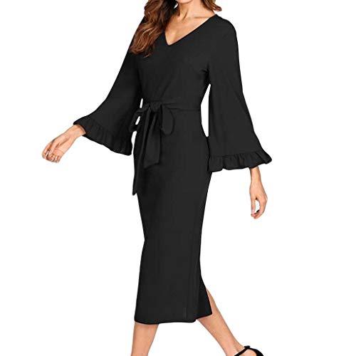 Yanhoo-Dress Damen Mädchen Winter Röcke Asymmetrisch Minirock vielseitige dehnbaren Stretch Ausgestellter Skater Faltenrock