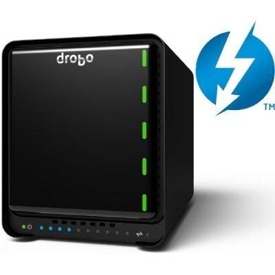Drobo DRDR6A31 5D3 5 Bay Desktop Gehäuse