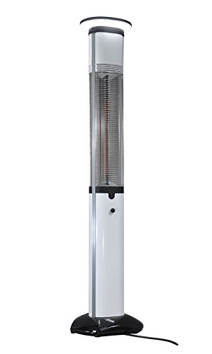 Fuego 360 Degree Freestanding Electric Patio Heater