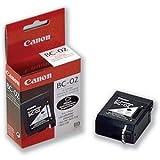 Canon 02Tintenpatrone schwarz