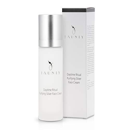 Gesichtscreme für Damen - schnell einziehende Tagescreme mit leichter Textur - ausgleichend und feuchtigkeitsspendend - unreine Haut und...