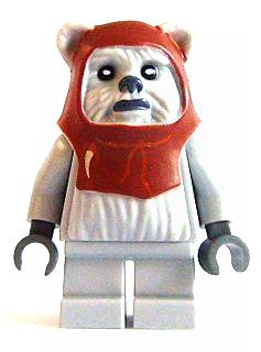 LEGO Star Wars Chief Chirpa Ewok (Return of the Jedi) Minifigur (sw236) (Lego Minifiguren Ewok)