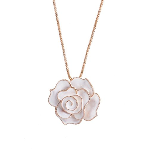 luremer-3d-enamel-white-rose-shaped-pendant-gold-tone-long-chain-necklace-for-women-girls-01001256-1
