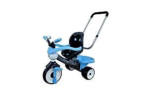 Polesie Polesie46826 Comfort 2 - Triciclo con asa y cojín