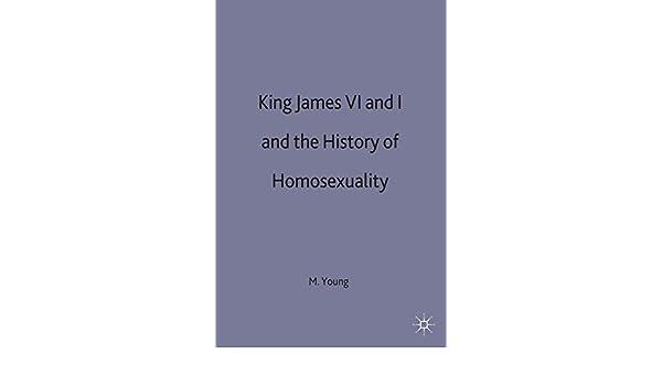 James vi and i homosexuality