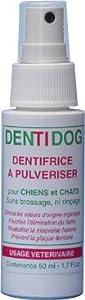 DENTIDOG - L'original - Dentifrice en spray pour chiens et chats