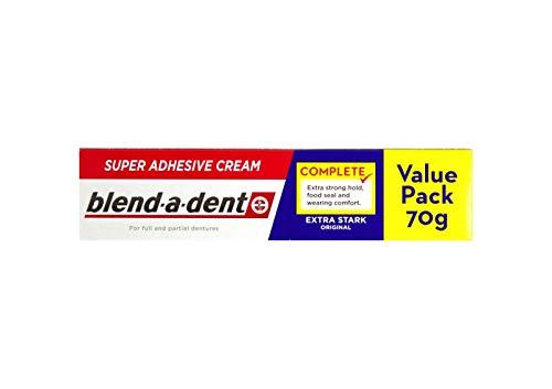 Blend-a-dent Super-Haftcreme extra stark Original 70g Vorteilspackung