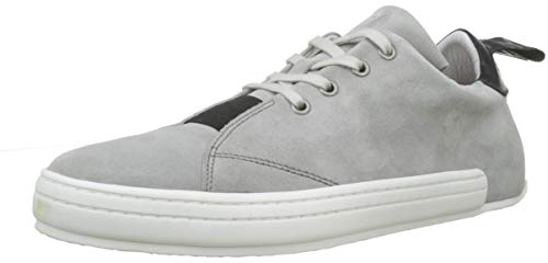 Fly London Herren Dank635fly Sneaker, Grau (Concrete/Black 003), 43 EU -