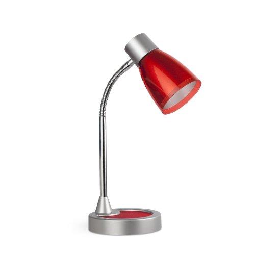Faro 51969 - ALADINO LED Lampada da lettura rosso