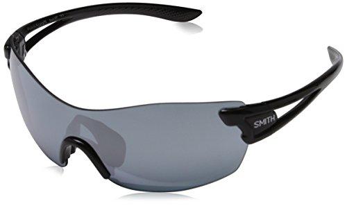 Smith Pivlock Asana/N Xb 807, Gafas de Sol para Mujer, Negro (Black/SIL Grey Speckled CP), 99
