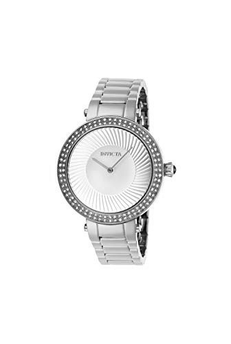 Invicta Women's Specialty Steel Bracelet & Case Quartz Analog Watch 27002