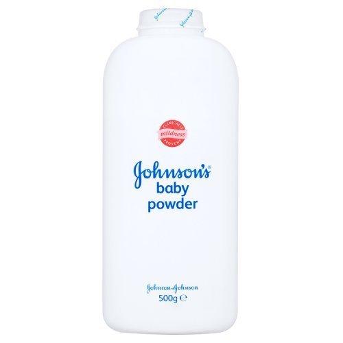 6 x Johnson's Babypulver - Classic - 500 g - Johnsons Baby Pulver