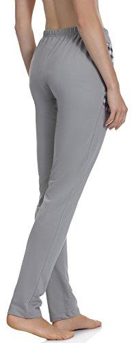 Merry Style Pantalon de pyjama Femme MPP-002 Gris