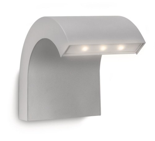 Philips Riverbank Lanterne Murale LED 75 W Aluminium