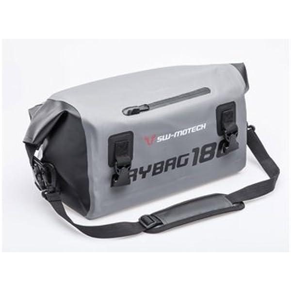 Sw Motech Bc Wpb 00 018 10000 Drybag 180 Hecktasche 18l Grau Schwarz Wasserdicht Auto