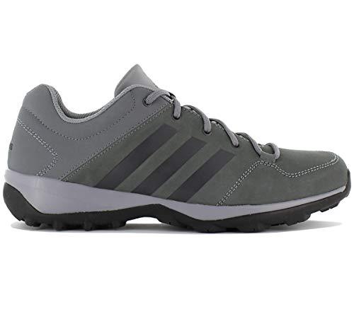 adidas Daroga Plus Lea AQ3977 Herren Schuhe Grau Gr. EU 39 1/3 UK 6