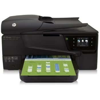 HP Officejet 6700 Premium  e-All-in-One Tintenstrahl Multifunktionsdrucker (A4, Drucker, Scanner, Kopierer, Fax, Dokumentenecht, Wlan, Ethernet, USB, 4800x1200)