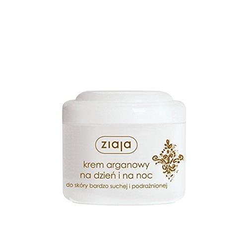 Ziaja–Aceite de Argán Natural–día y noche crema protectora facial–75ml