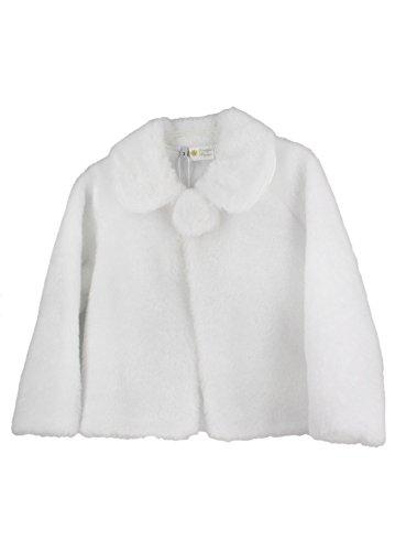 Mantel Webpelz Kinder, magisch, Hochzeit-Shop Weiß - weiß