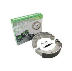 Preisvergleich Produktbild Bremsbacken SET - für ø 160 mm - passend für MZ ES,  ETS,  TS,  ETZ