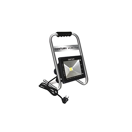 Century - Italia - Work25 - Aplique Led - 25W - 4000K - Ip65 - 2375 Lm