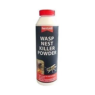 Rentokil Wasp Nest Killer Powder 6 Wasps Nests In & Around The Home Fast Action