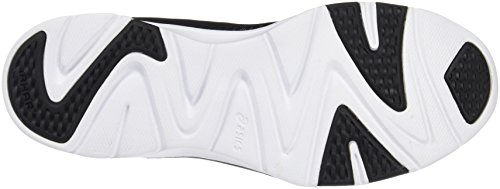 Asics Gel-Fit Tempo 3, Scarpe Sportive Indoor Donna Multicolore (Black/silver/white)
