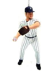 Joba Chamberlain New York Yankees MLB 5'' Ornement de Noël