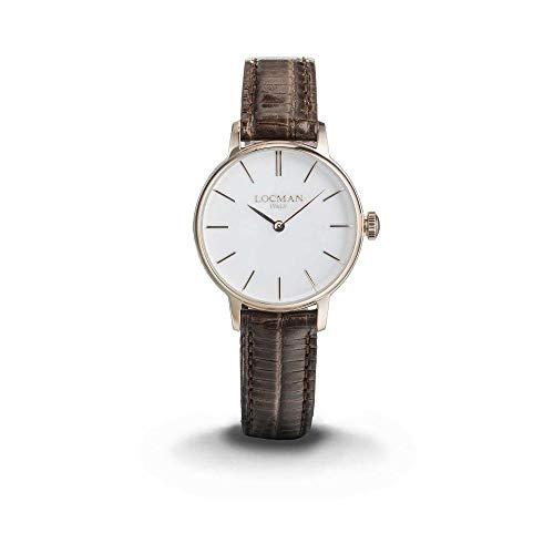 Watch Locman Classic 1960 Lady 0253r08r-rrwhrgpn