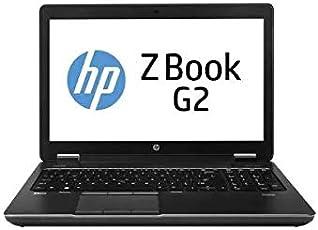 HP ZBook 15 G2 Notebook / Laptop | 15.6 Zoll Display | Intel Core i7-4810MQ CPU @ 2,8 GHz | 16GB DDR3 RAM | 500 GB HDD | Windows 10 Pro vorinstalliert (Zertifiziert und Generalüberholt)