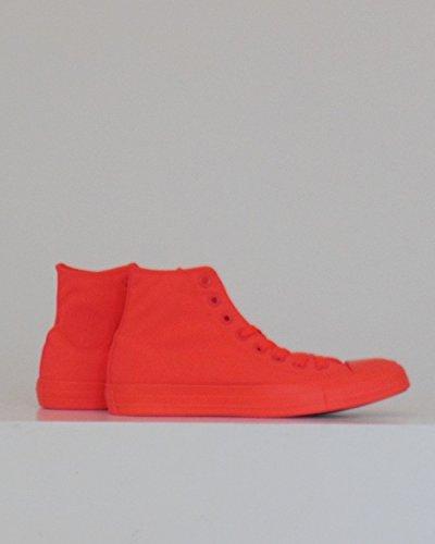 CONVERSE unisex sneakers alte 150523C ALL STAR HI CRIMSON 37 Neon lava