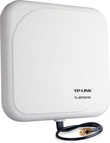TP-Link TL-ANT2414A WLAN Omni-direktionale Antenne innen (14dBi 2.4GHz)