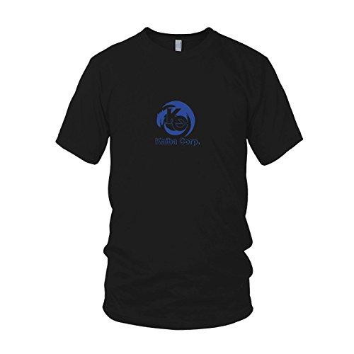 Oh Gi T Yu Shirt (Kaiba Corp - Herren T-Shirt, Größe: XXL, Farbe: schwarz)