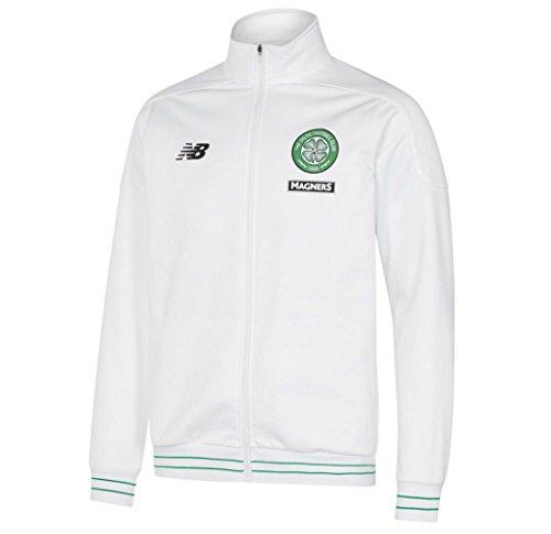 2016-2017 Celtic Training Walkout Jacket (White)