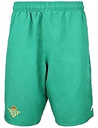 Pantalón corto de entrenamiento - Real Betis Balompié 2018/2019 - Kappa Alberg 2 Short