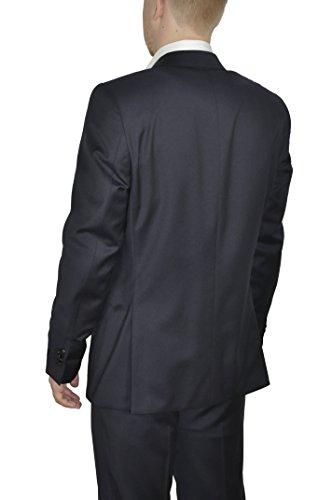 Michaelax-Fashion-Trade - Costume - Manches Longues - Homme Bleu - Blue - Dark blue